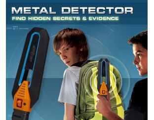 Spy Net Metal Detector