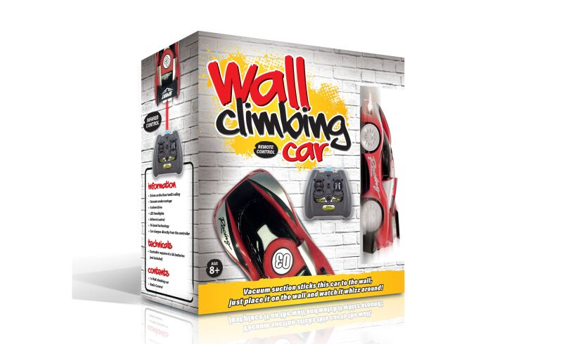 Wall Climbing Car Box