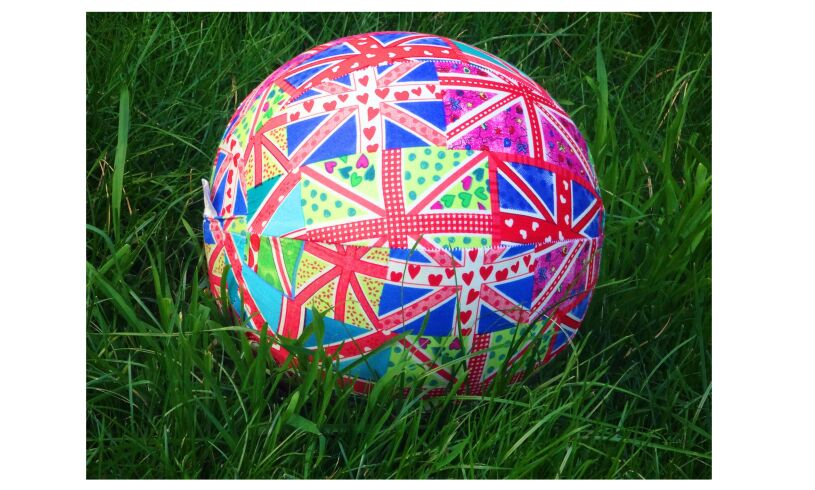 Bubabloon - Union Jacks Balloon Ball