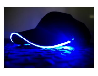 Flashing LED Baseball Cap