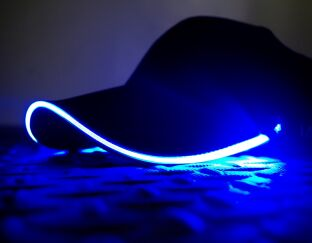 Illuminated Apparel LED Baseball Cap