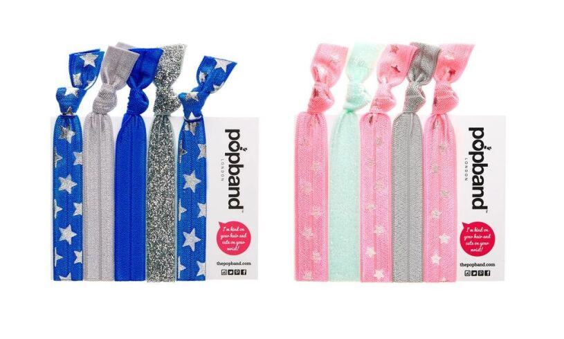 Popbands - Hair and wrist accessories