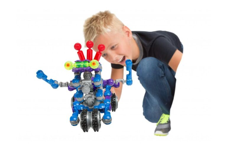 Popular Toys For Boys Age 8 : Build a zoob robot piece set girls aged