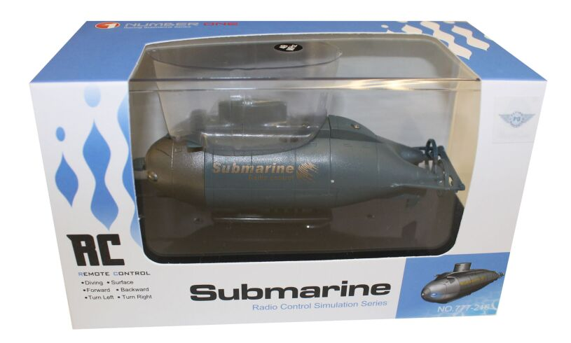 Flying Gadgets Remote Control Submarine Box
