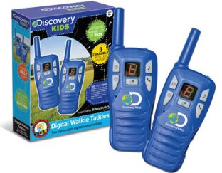 Discovery Kids Digital Walkie-Talkies