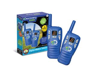Digital Walkie-Talkies