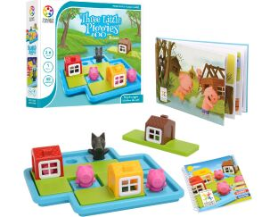 Smart Games Three Little Piggies