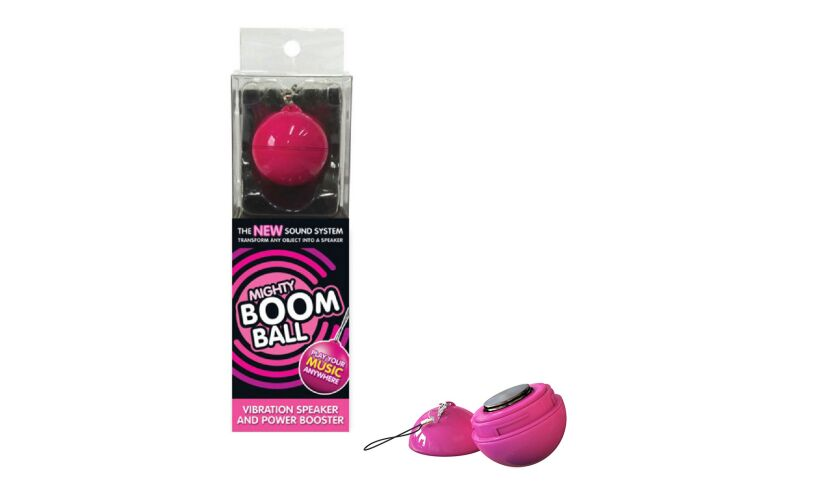 PINK Mighty Boom Ball