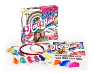 Interplay Hair Flair Contents