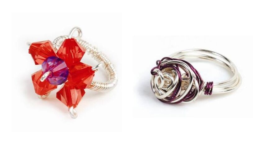 Wire Craft Rings