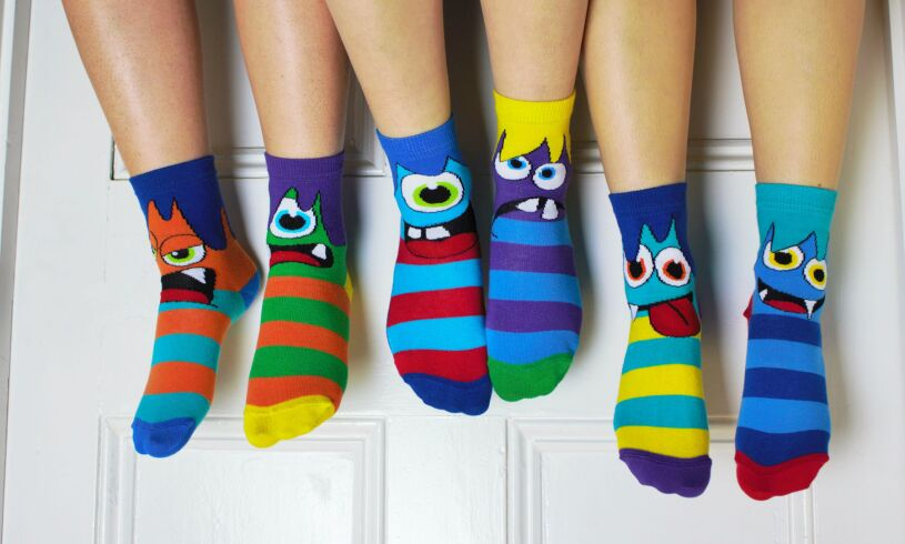 United Odd Socks MINI Mashers Lifestyle
