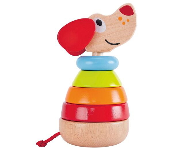 Hape Pepe Magnetic Stacker