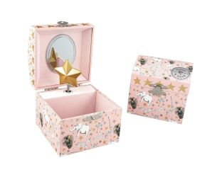 Floss and Rock Party Animal Jewellery Box