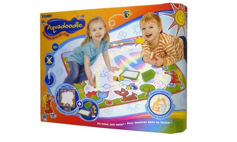 Tomy Aquadoodle Rainbow Box