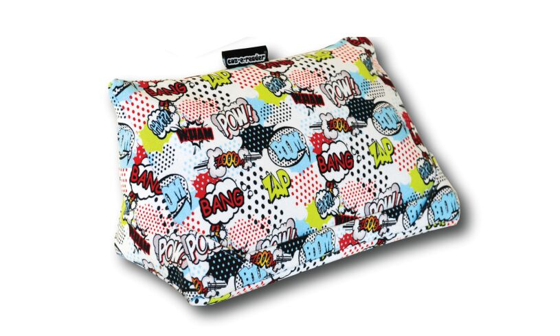 Comic Strip Tablet Cushion