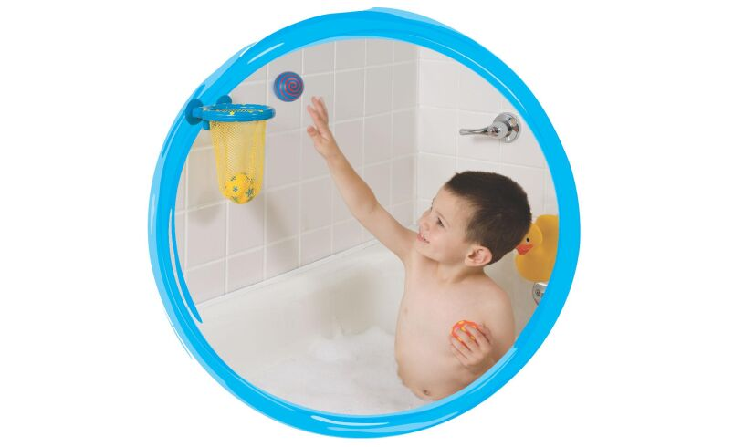 Alex BRands Hoops for the tub