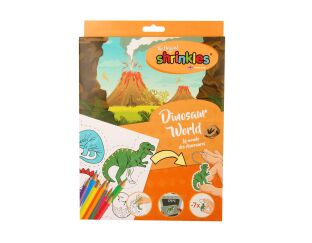 DINOSAUR World Shrinkles Bumper Pack