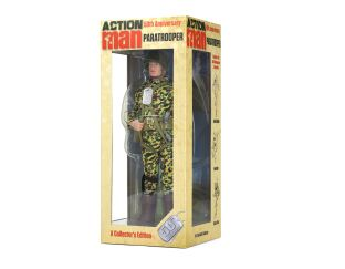 Paratrooper Action Man 50th Anniversary Hasbro