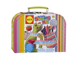 Alex Brands My First Sewing Kit