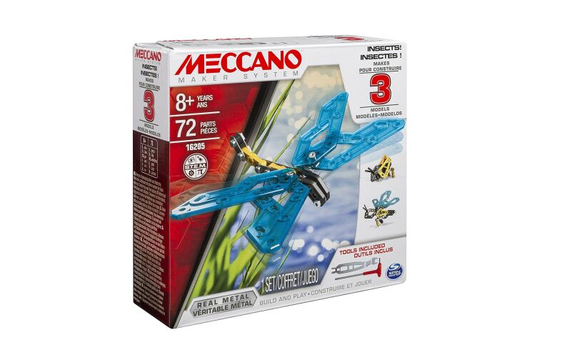Meccano Insects 16205