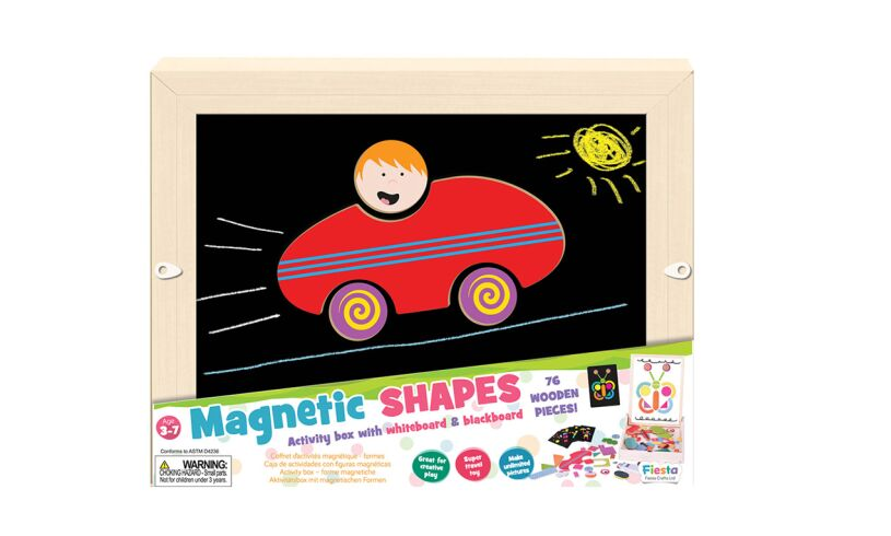 Fiesta Magnetic Shapes