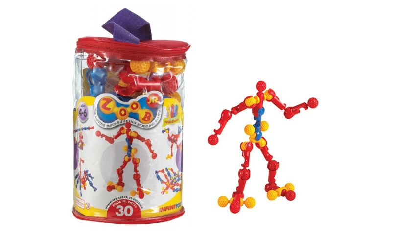 Zoob JUNIOR 30 Piece Building Set