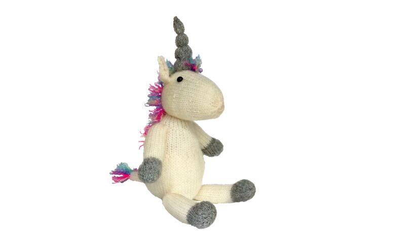 Crafty Kit Co Knit your own Unicorn