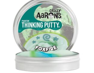 Crazy Aaron's Phantom Thinking Putty Foxfire