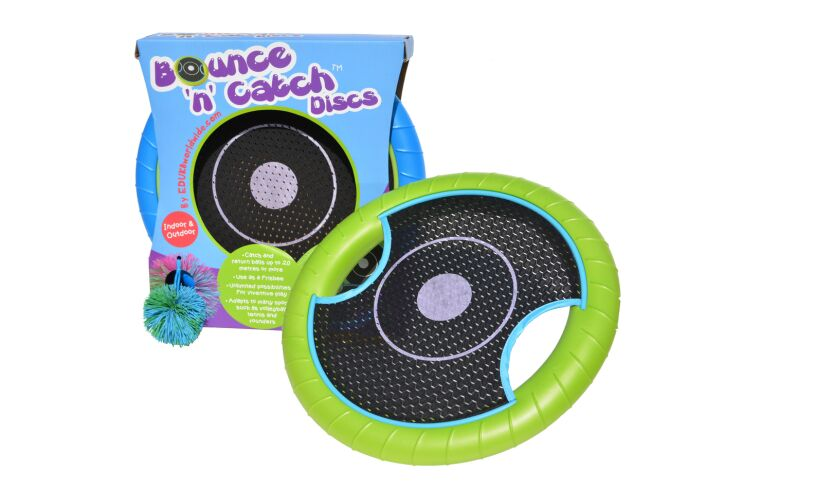 Bounce 'n' Catch Discs Packing