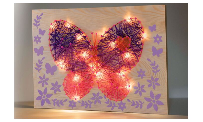 Lite nite string art girls aged 10 - String art modele ...
