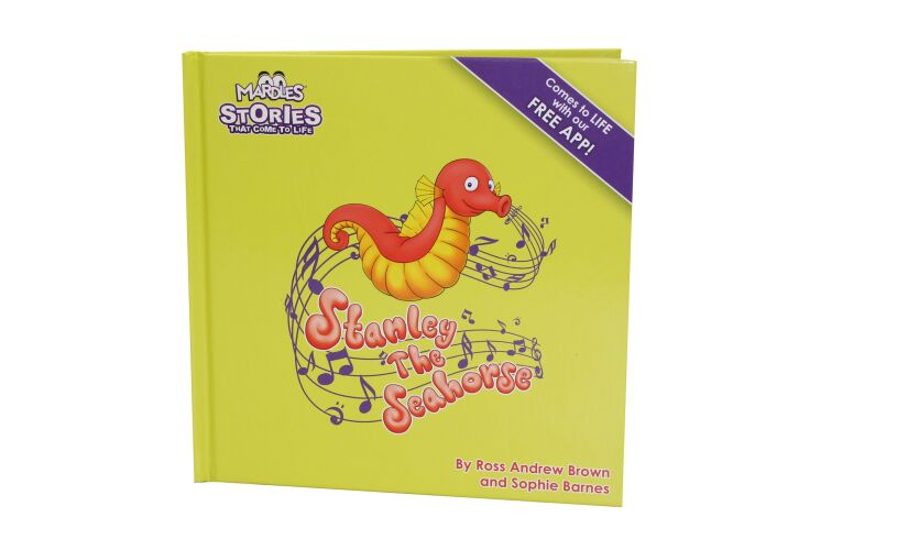 Stanley the Seahorse Book