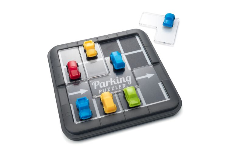 Smart Games Parking Puzzler