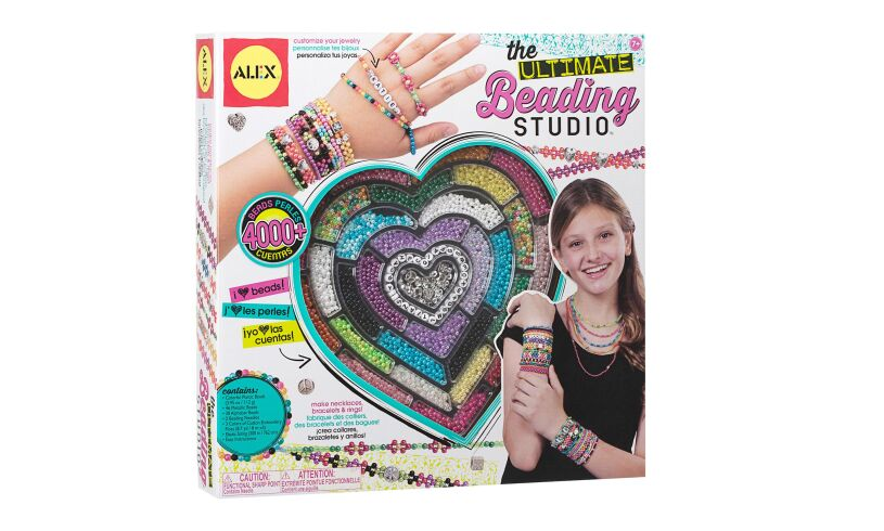 Alex Brands Ultimate Beading Studio