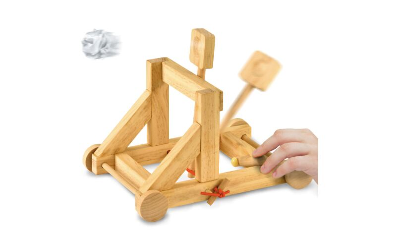 Build a Firing Catapult
