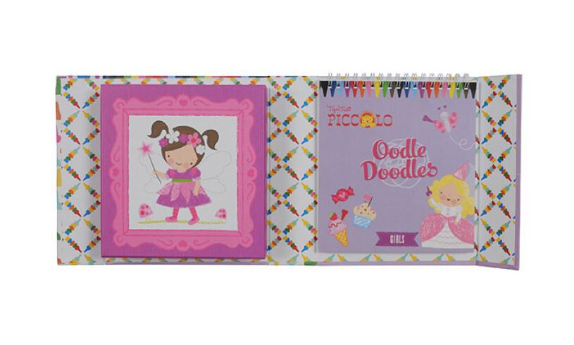 Oodle Doodles Girls Pack