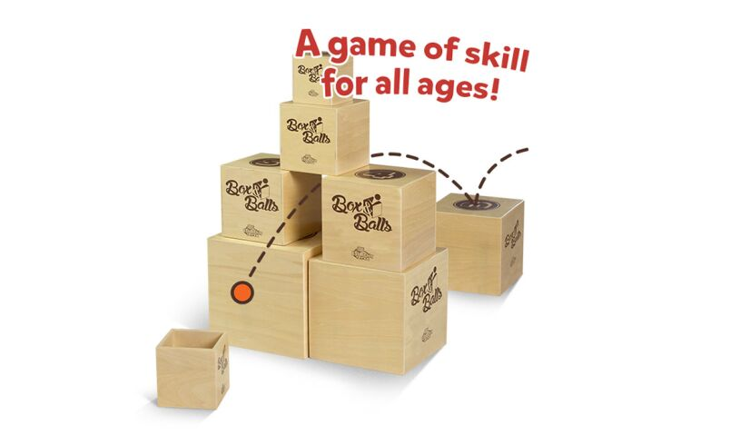 Box and Balls Game