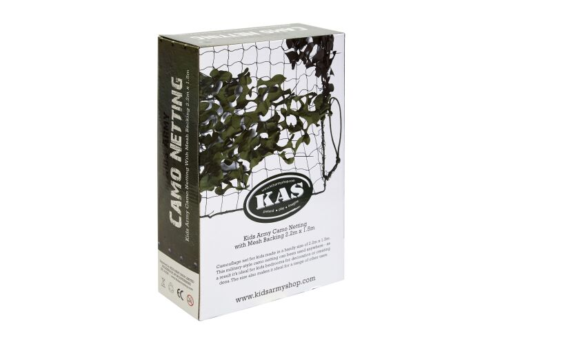 Kids Army Shop Camo Netting