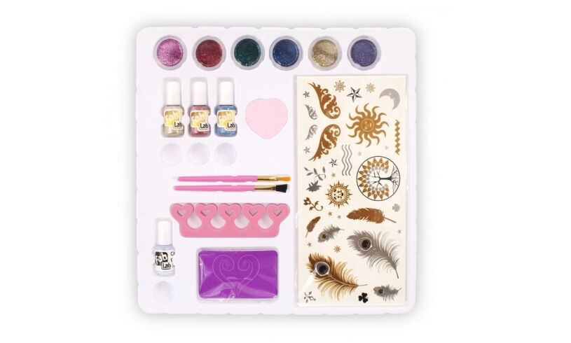 Mega Pack Glitter Tattoos & Nails