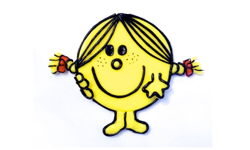 Nutty Putty Miss Sunshine