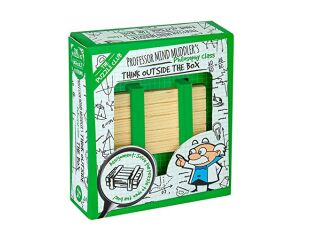 Thinbk Outside the box puzzle