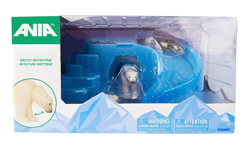 Tomy Ania Artic Adventure