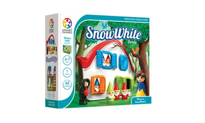 Smart Games Snow White Deluxe