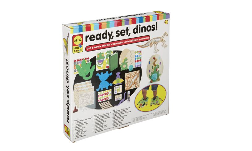 Alex Ready Set Dinos