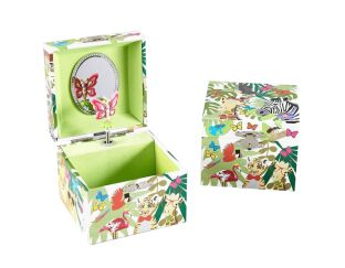 Floss and Rock Go Wild Jewellery Box