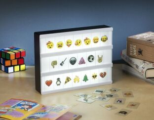 Gingersnap Emoji Light Box