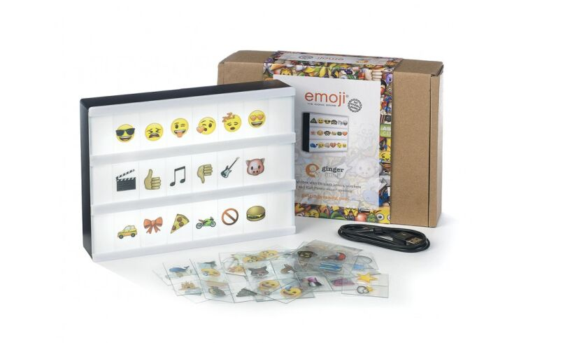 Emoji Light Box