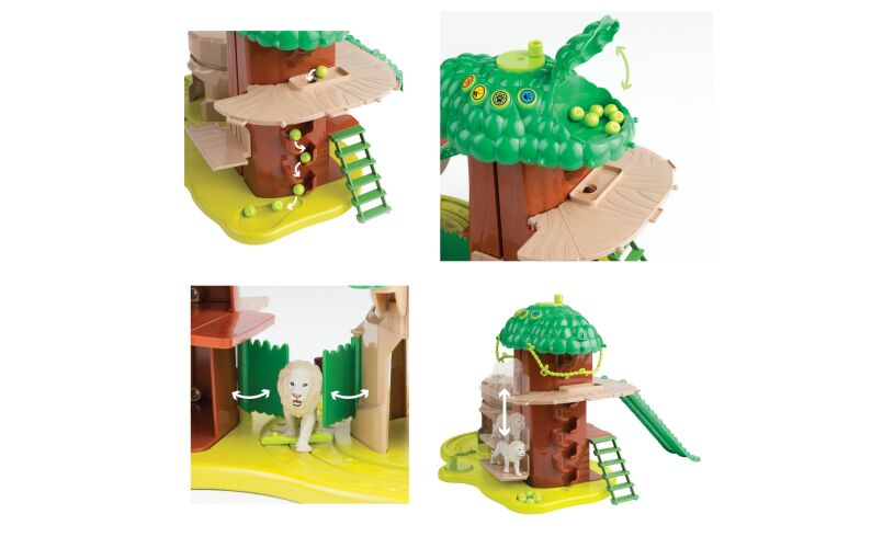 Ania Safari Adventure Set