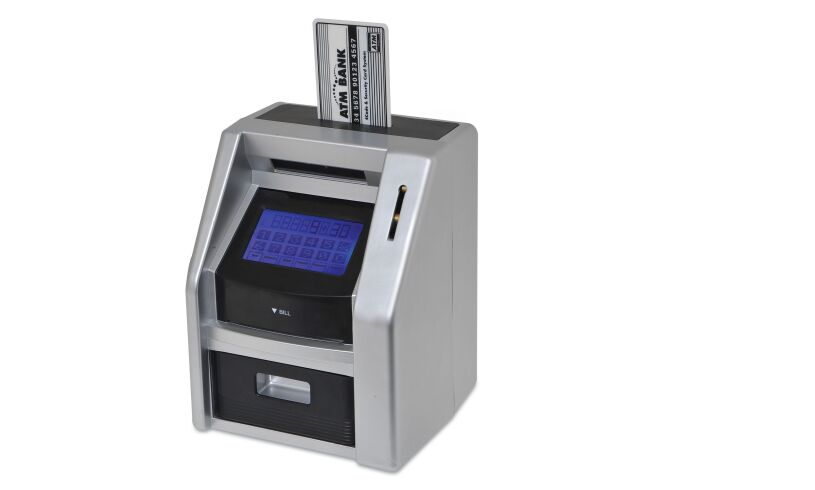 The Source ATM Touch Screen Bank