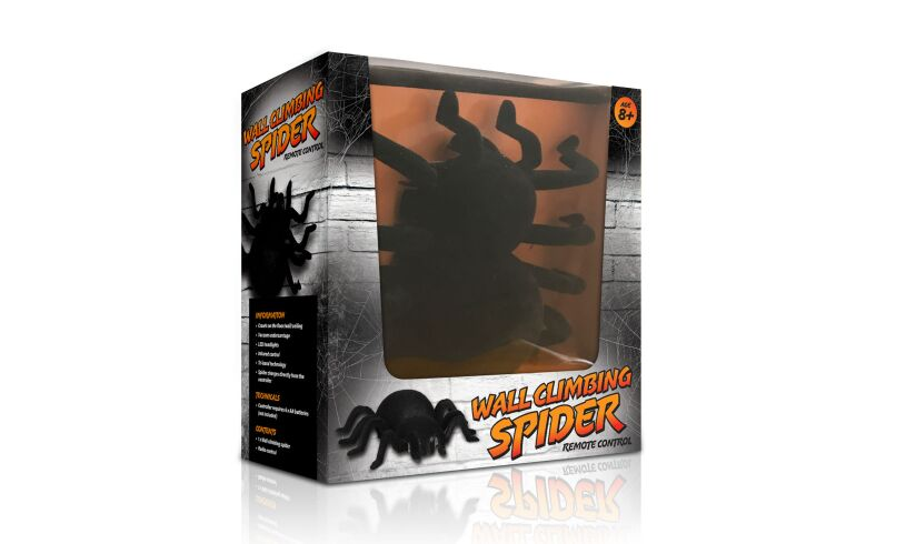 The Source Wall Climbing Spider Box