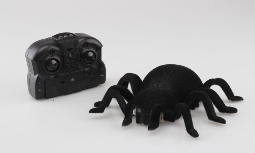 The Source Remote Control Wall Climbing Spider